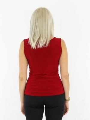 angelle-milan-rood-mouwloos-top