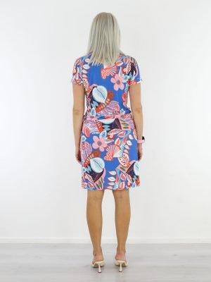 flower-power-jurk-in-blauw-met-roze-van-angelle-milan