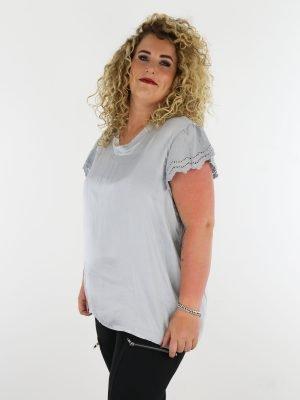 kant-mouwen-grijs-satijnen-t-shirt