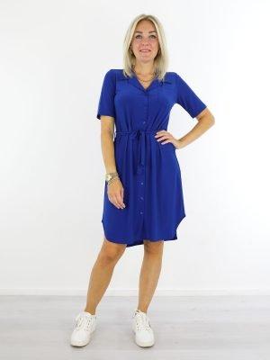 cobalt-blauwe-travelstof-blouse-jurk-van-angelle-milan