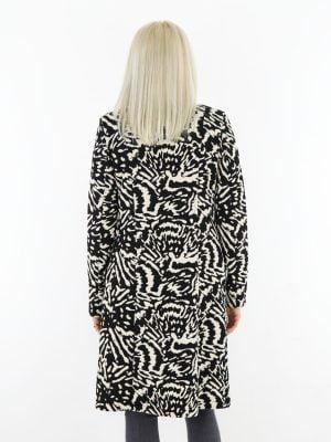 abstracte-jas-van-angelle-milan-in-zwart-met-wit