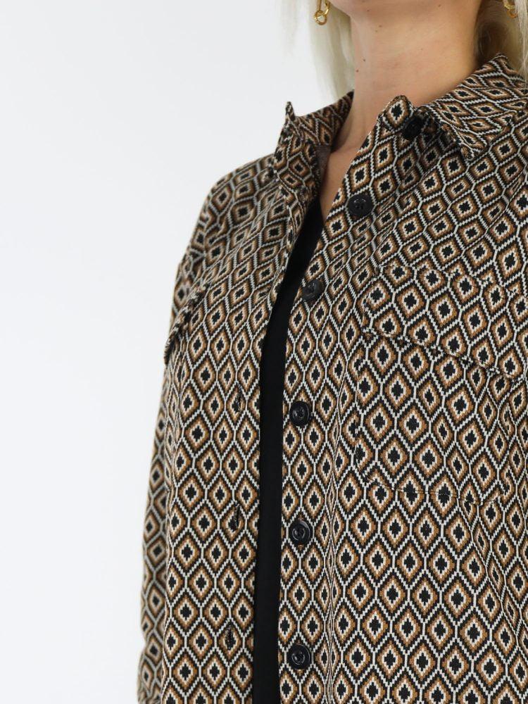 angelle-milan-honingraatprint-zwart-beige-lange-blouse