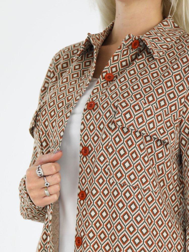 angelle-milan-oranje-wit-travelstof-blouse
