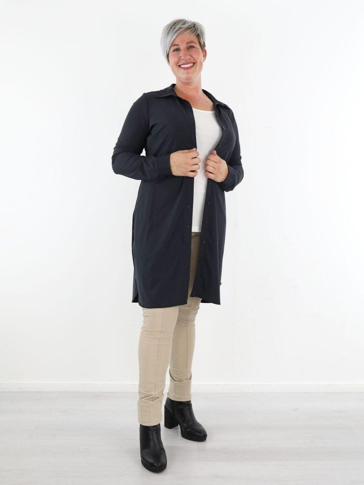 antraciet-travelstof-lange-blouse-van-angelle-milan-exclusive