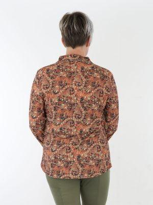 bloemenprint-blouse-van-travelstof-in-een-brique-kleur-van-angelle-milan