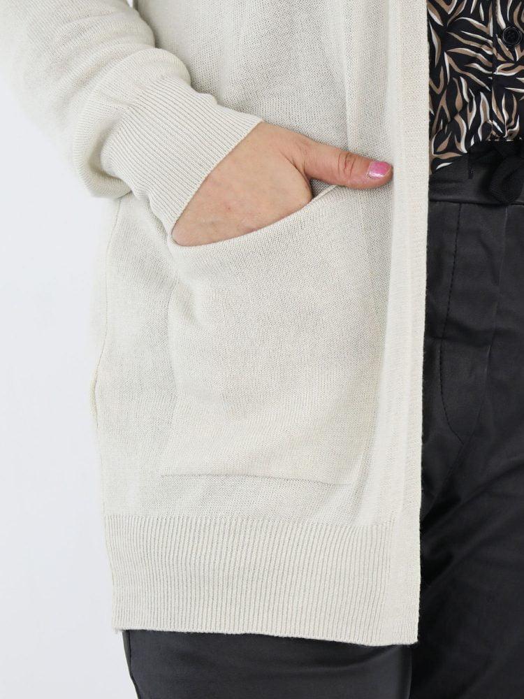 egaal-zandkleurig-vest-cardigan-met-zakken