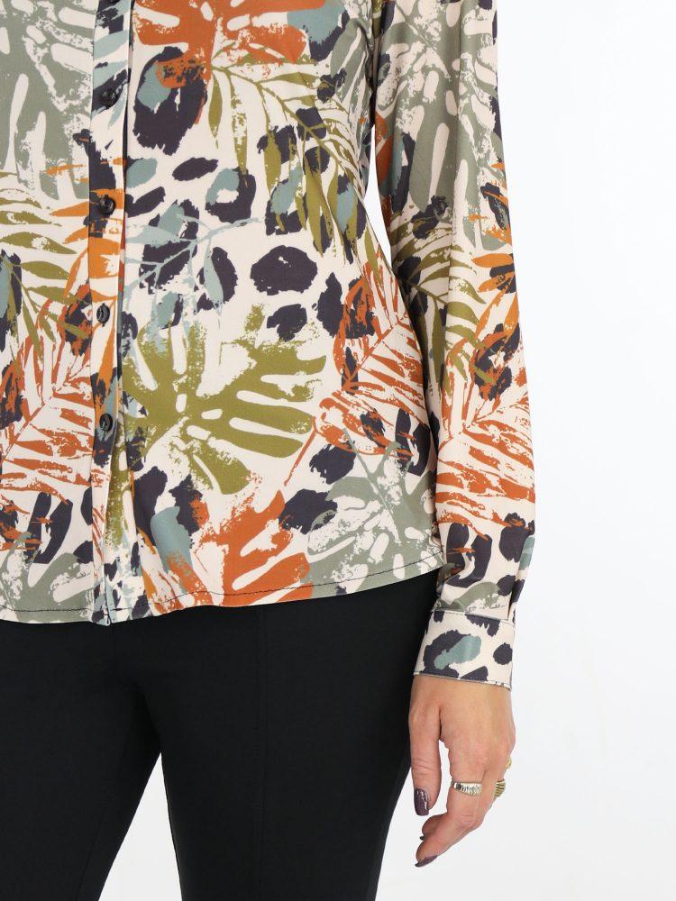 jungleprint-blouse-beige-travelstof
