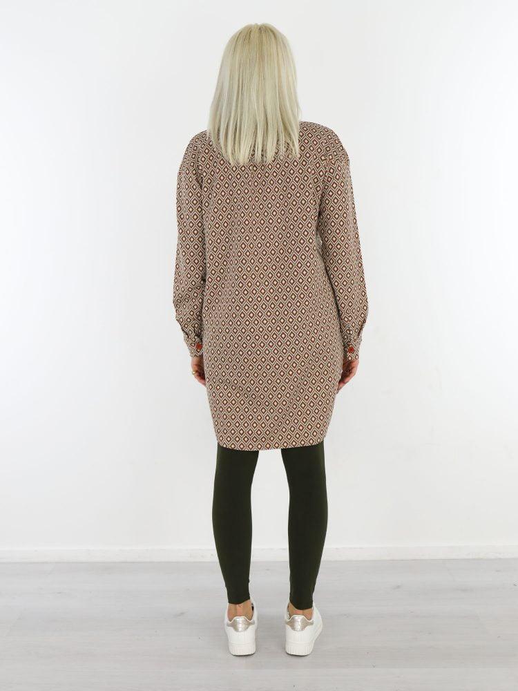 oranje-wit-angelle-milan-blouse-honingraat