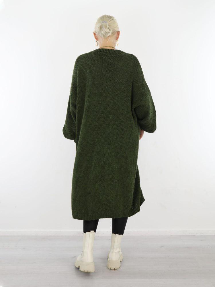 ballonmouw-vest-in-een-groene-kleur-met-zakken-van-g-ricceri