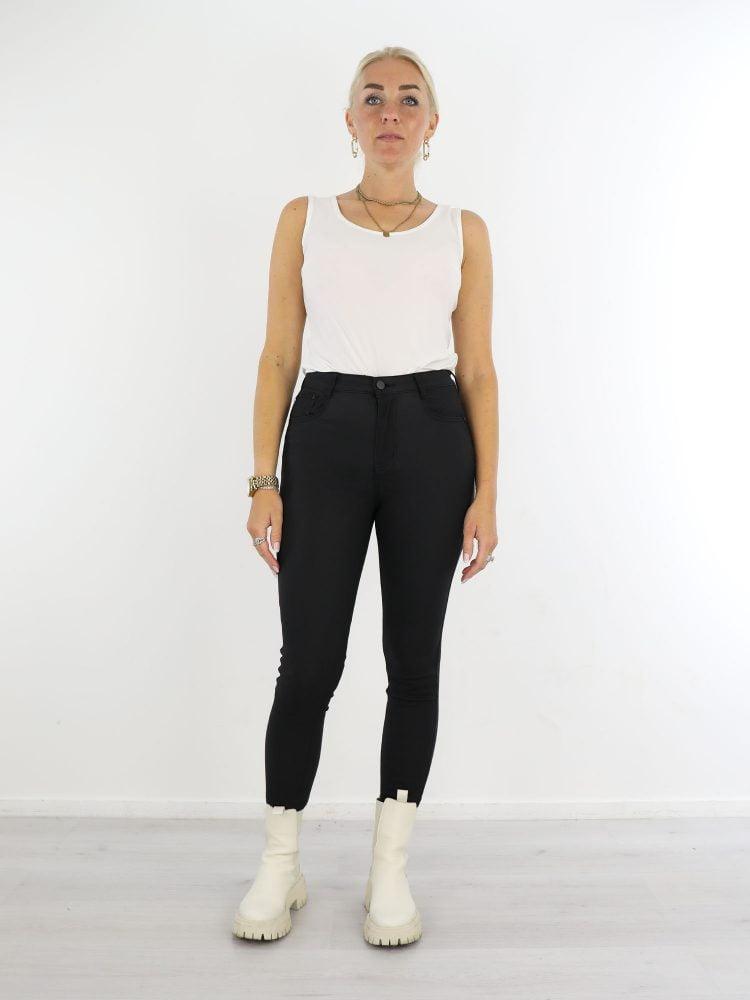 mat-zwarte-high-waist-skinny-broek-met-stretch
