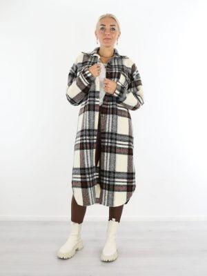 roomwit-geruite-blouse-jas-met-bruine-en-zwarte-accenten