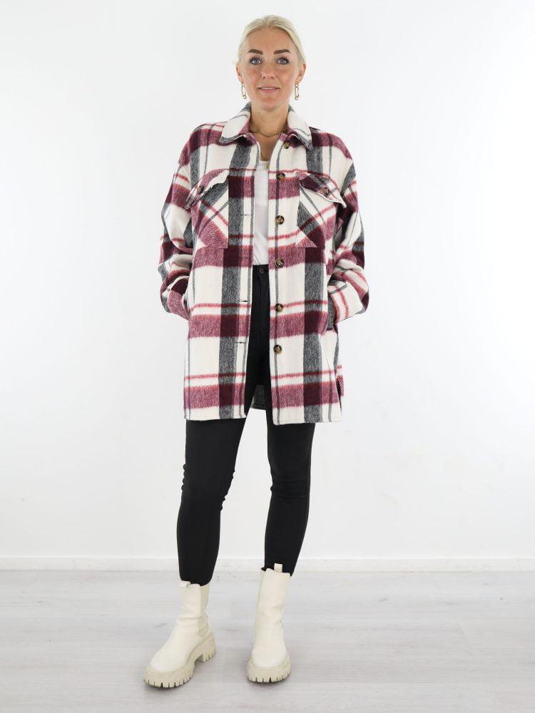 roomwit-geruite-blouse-met-raspberry-en-zwarte-accenten